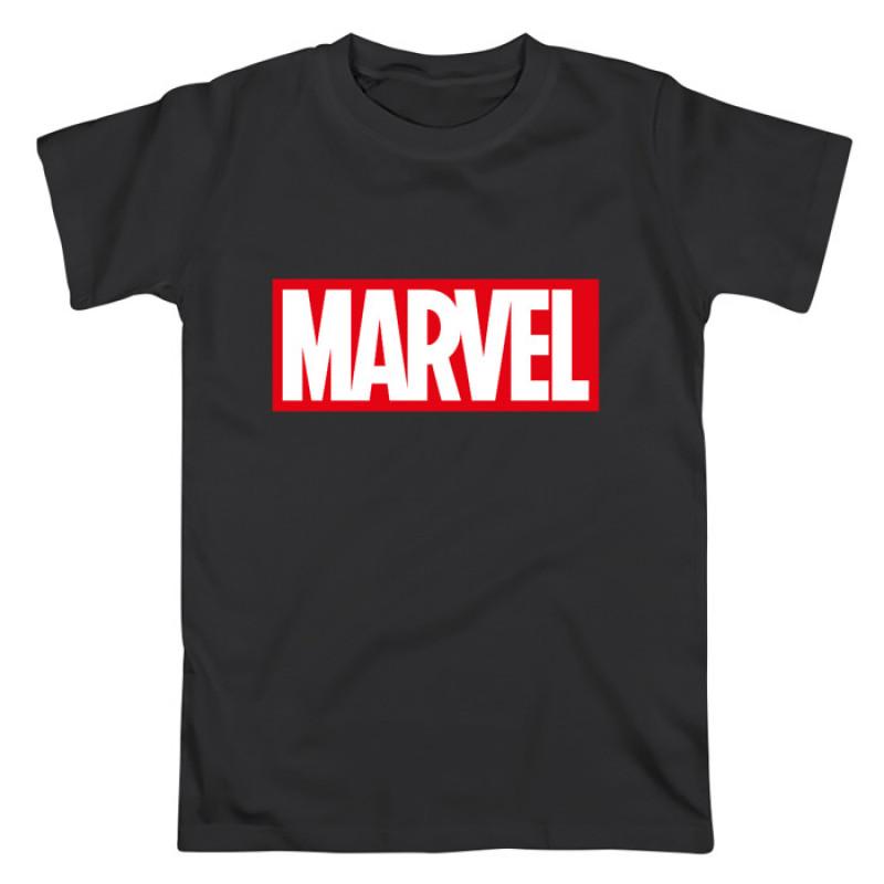 Мужская футболка хлопок «MARVEL»