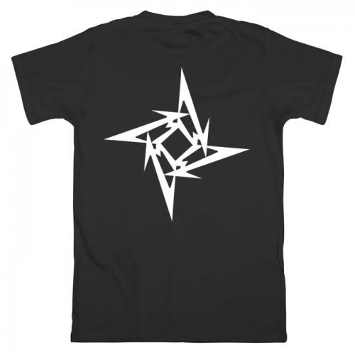 Мужская футболка хлопок «Metallica»